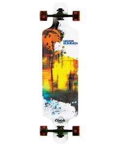 2015 Never Summer Clutch Longboard
