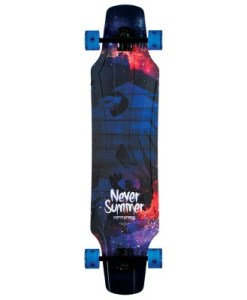 2015 Never Summer Commander Longboard