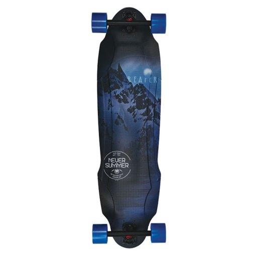 2016 Never Summer Reaper Longboard