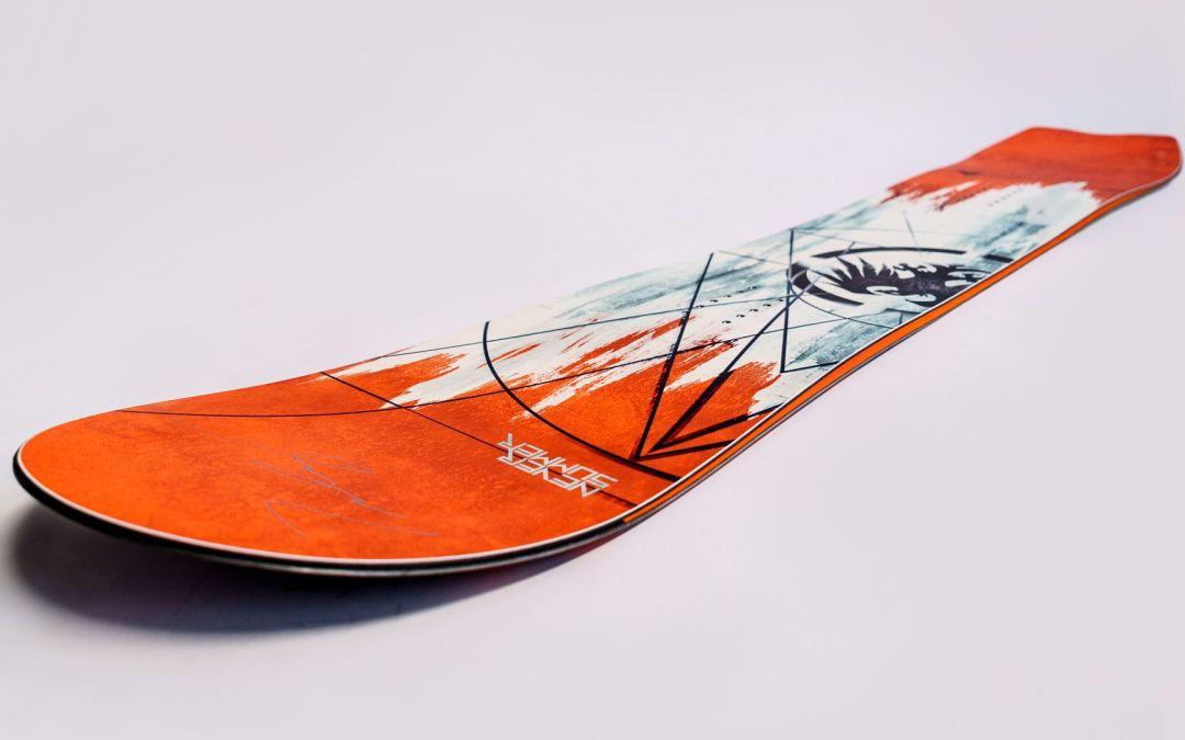 Win a Rare Never Summer Snowboard