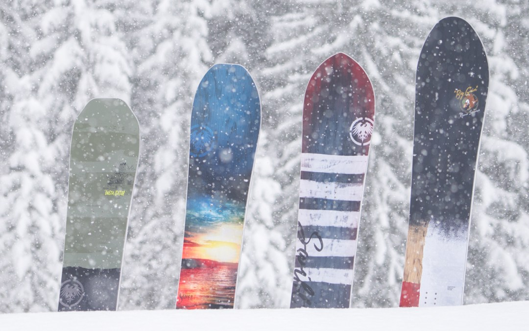 Garage Sale: Ex Demo Snowboard Sale!