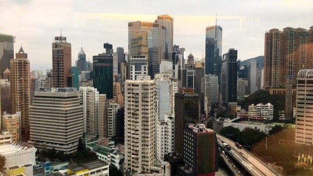 Hong Kong 2016 | View of Kowloon, Hong Kong | Never too Old to Travel | Gary House