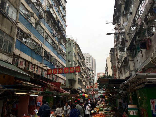 Kowloon Day 1 | Neighborhood street market | Never to old to travel | Gary House