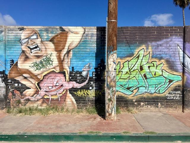 tmnt-graffiti-mural-3 | Never to Old to Travel | Gary House
