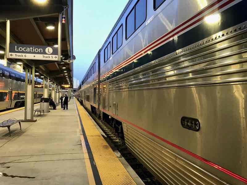 The Best 15 Train Travel Tips for Amtrak Travelers - Never