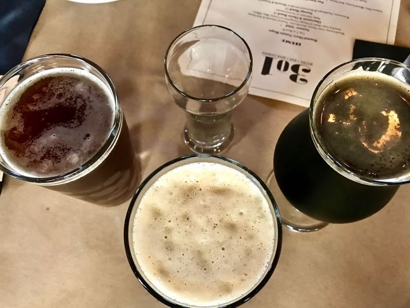 Local Tuscaloosa Craft Beer served at the 301 Bistro | NevertoOldtoTravel.com | Gary House