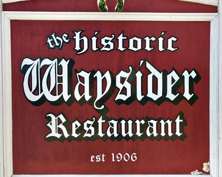 The Historic Waysider Restaurant | nevertooldtotravel.com | Gary House
