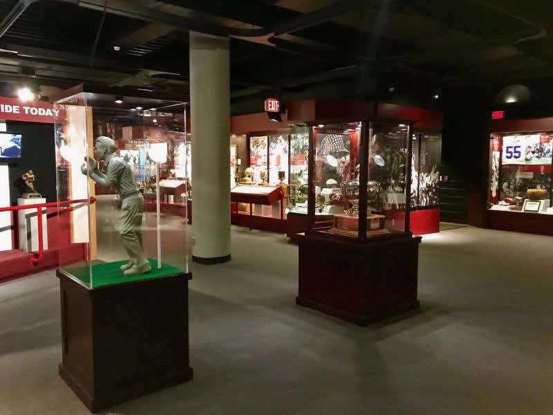 Crimson Tide Coaches Memorabilia - Paul W Bryant Museum | nevertooldtotravel.com | Gary House