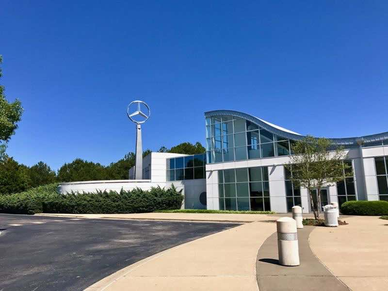 12 family friendly things to do when you visit tuscaloosa for Mercedes benz training center