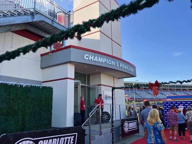 Charlotte Motor Speedway | Nevertooldtotravel.com | Gary House