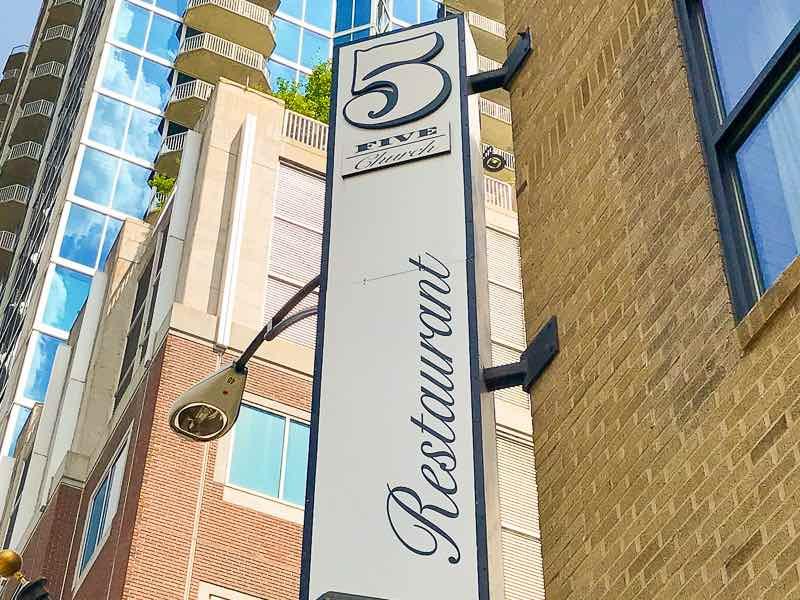 5Church CharlotteRestaurant | Nevertooldtotravel.com | Gary House