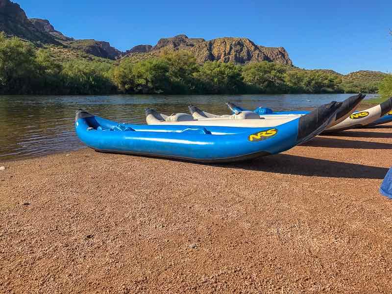 Fun Kayaking Adventure in the Sonoran Desert - NevertoOldtoTravel   Nevertooldtotravel.com   Gary House