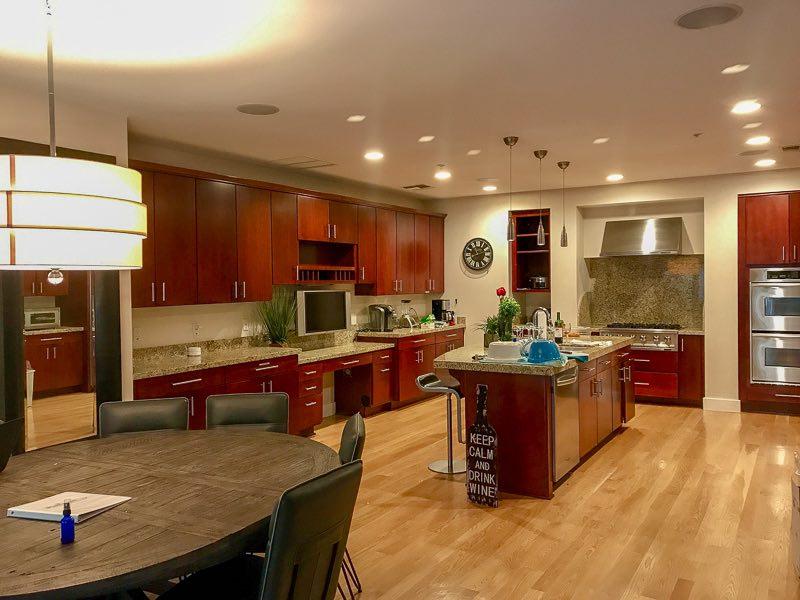 Huge gourmet kitchen   Nevertooldtotravel.com   Gary House