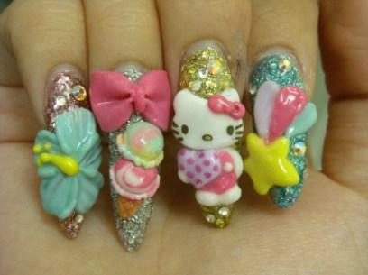 japanese nail art 7 nevertoomuchglitter