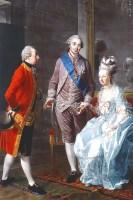 Louis XVI Marie Antoinette of France
