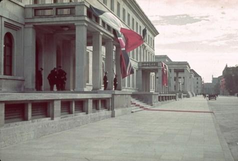 Fuhrerbau Munich Germany