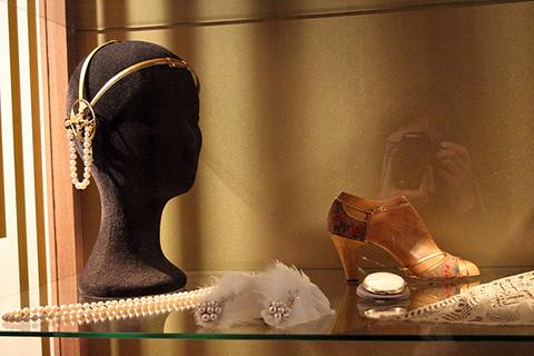 Modemuseum Hasselt Jazz Age exhibit