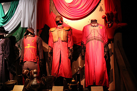 Harry Potter The Exhibition Brussels Belgium