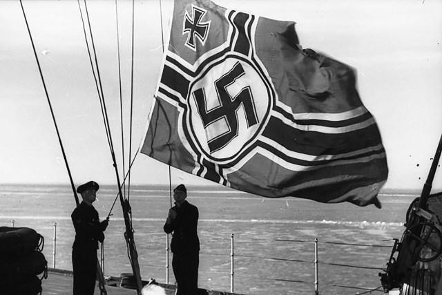 German navy flag