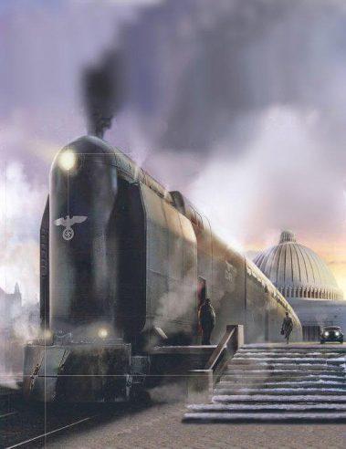 Berlin Germany train
