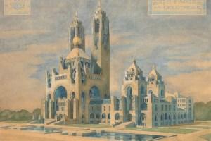 The Hague Peace Palace design by Willem Kromhout