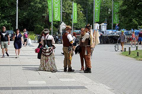 Comic Con Gent Belgium