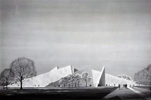 Franklin D. Roosevelt Memorial design