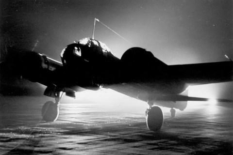 Junkers Ju 88 German bomber