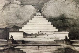 Lincoln Memorial by John Russell Pope