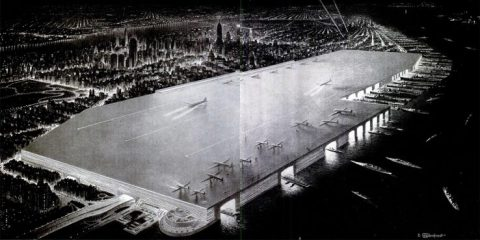 New York airport design