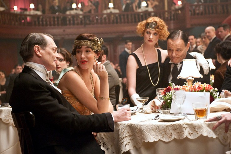 Boardwalk Empire scene