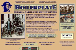 Boilerplate website
