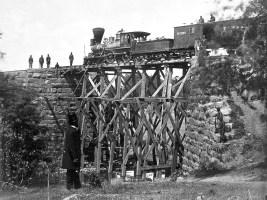 Firefly steam train
