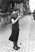 German girl Berlin