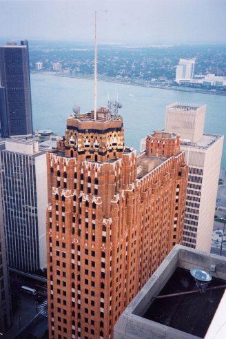 Guardian Building Detroit Michigan