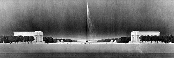 Theodore Roosevelt Memorial design