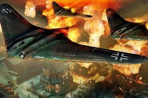 War Front: Turning Point flying wings