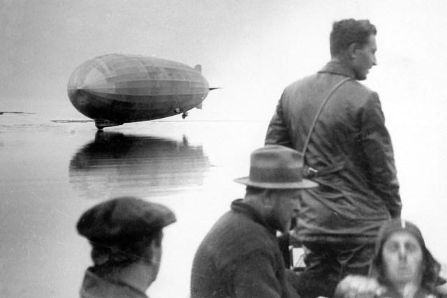 Graf Zeppelin airship