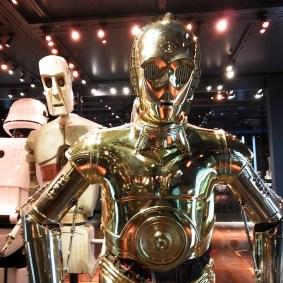 Star Wars Identities exhibit