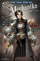 Free Comic Book Day 2018: Lady Mechanika
