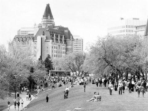 Bessborough Hotel Saskatoon Canada