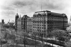 Windsor Hotel Montreal Canada
