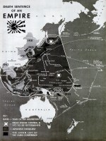 1943 Pacific War map
