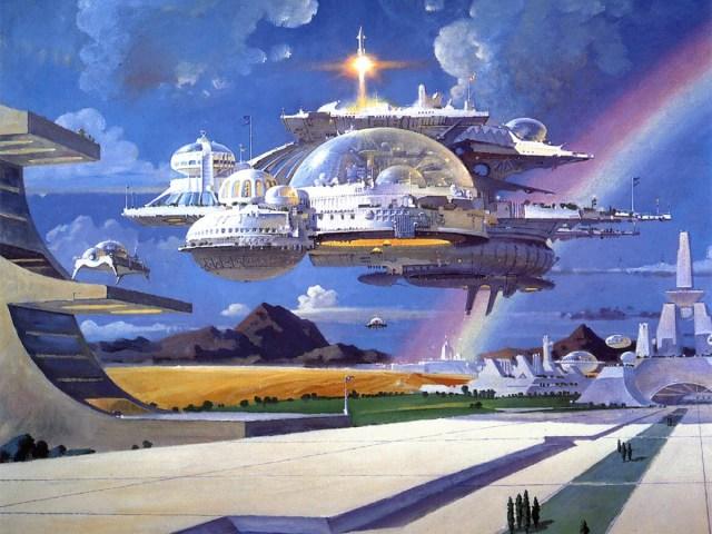 Robert T. McCall artwork