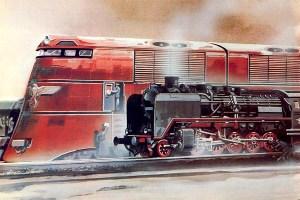 Breitspurbahn artwork