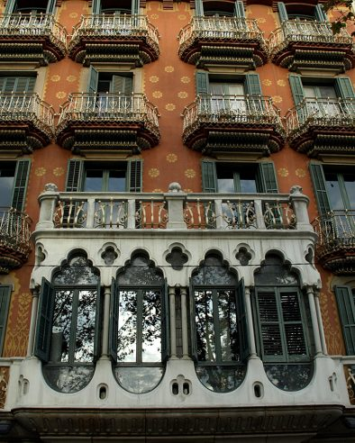 Casa Estapé Barcelona Spain