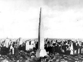 New York Larkin Tower design