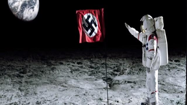 Nazi moon landing