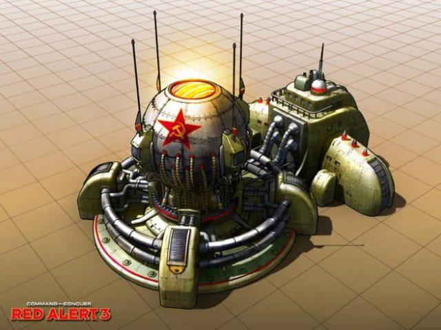 Red Alert 3 concept art