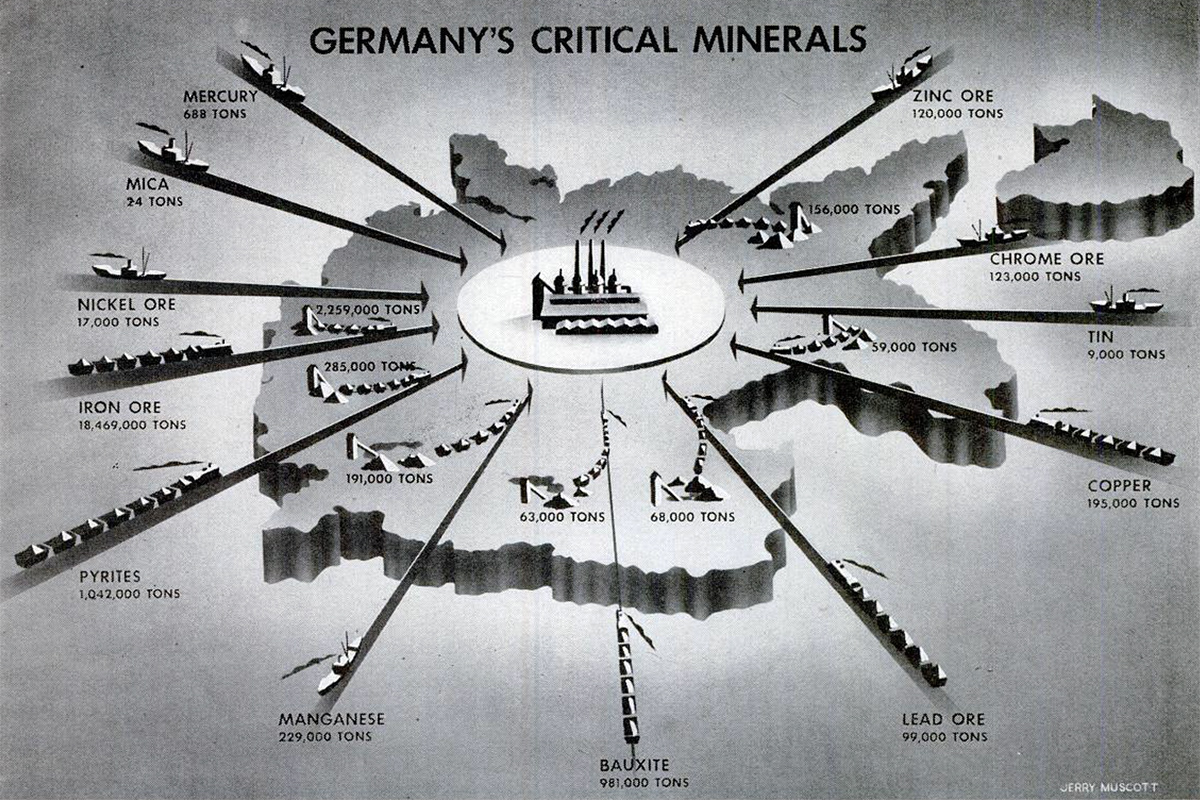 1939 Germany map